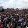 3. Havalimanında Acılan TEKNOFEST Ziyaretçi Akınına Uğradı