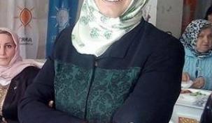 Ak Parti Kadın Kolları Başkanı Görevinden Ayrıldı