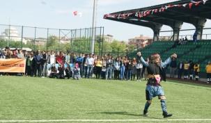 19 Mayıs Arnavutköy'de Coşkuyla Kutlandı