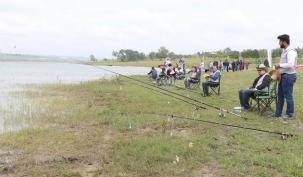 Engelliler En Büyük Balık Yarıştı