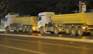 Artık, hafriyat kamyonları takip edilecek
