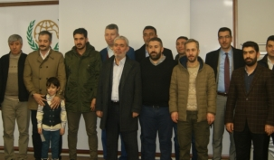 İHH Arnavutköy'den Flankey'e Okul Projesi