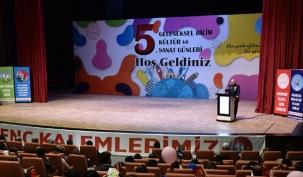 5. Bilim Kültür ve Sanat Günleri'ne Yoğun İlgi Gösterildi