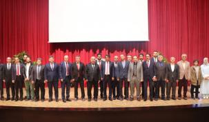Bakanlık Teftiş Kurulu Başkanı Eğitim Yöneticileri İle Buluştu