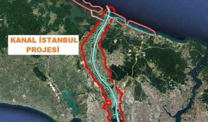 Kanal İstanbul'la İlgili Flaş Gelişme