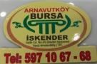 Arnavutköy Bursa İskender Galerisi