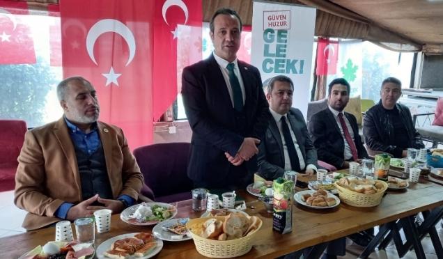 Şahin,Türkiye'de hukuk sistemine güven kalmamıştır