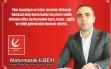 Abdurrezzak İlbeyi'nin Ramazan Bayramı Mesajı Haberi