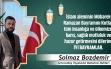 Solmaz Bozdemir'in Ramazan Bayramı Mesajı Haberi