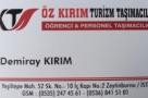 Öz Kırım Turizm Taşımacılık Galerisi