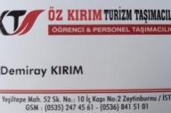 Öz Kırım Turizm Taşımacılık