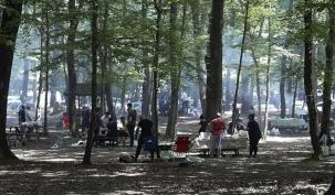 İstanbul'da mesire alanlarında mangal yakmak yasak!  spor yapmak serbest