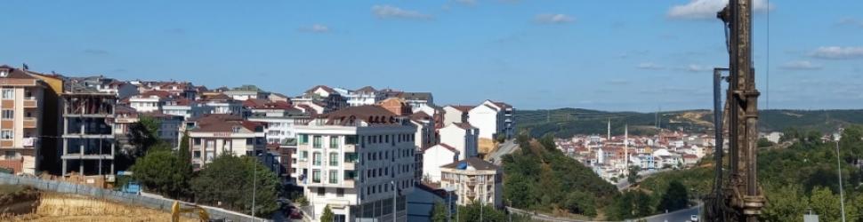 Arnavutköy'e  yeni katlı otopark yapılıyor