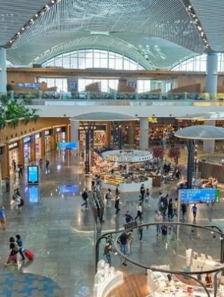İstanbul Havalimanı 85 sıra yükseldi, en gelişmiş havalimanı seçildi