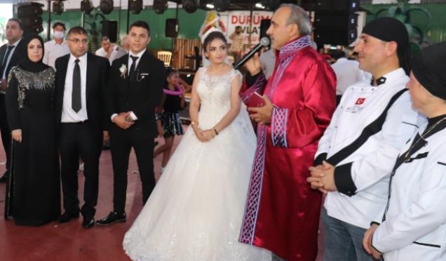 Musa Usta Muhteşem Bir Düğüne İmza Attı