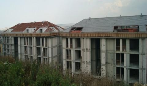 Arnavutköy' deki Ünlü İnşaat Firmasına İflas Davası Açıldı