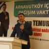 """BAĞIMSIZ BELEDİYE BAŞKAN ADAYI SERKAN TEMUR """"Arnavutköy halkı artık,  vatandaşın içinde olan, ve tevazu sahibi olan bir belediye başkanını görmek istiyor""""."""