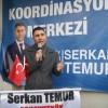 Bağımsız Başkan Temur'un Seçim Koordinasyon Merkezi Açıldı