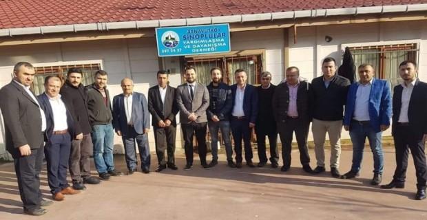 Arnavutköy Sinoplular Derneği'nin Başkanı Ercan Kirenci Oldu