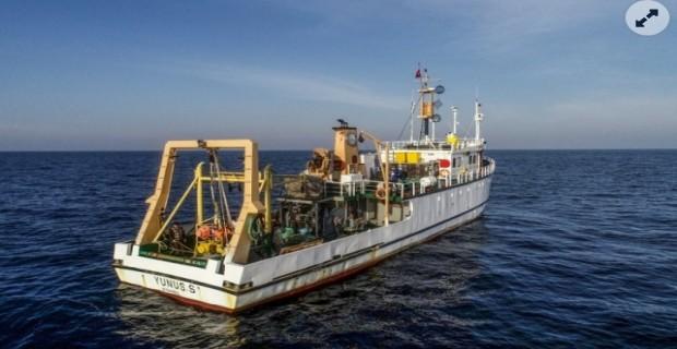 Marmara Denizi'nde deprem araştırmasında sona gelindi
