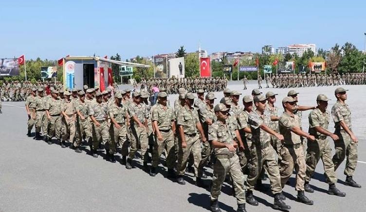 Bedelli askerliğe  alımlar 20 Haziran'da başlayacak