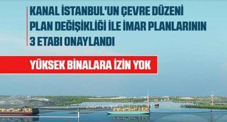Kanal İstanbul'dan Flaş Gelişme!