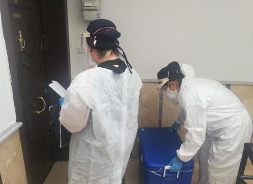7  ilde 'antikor testi' uygulaması başladı!