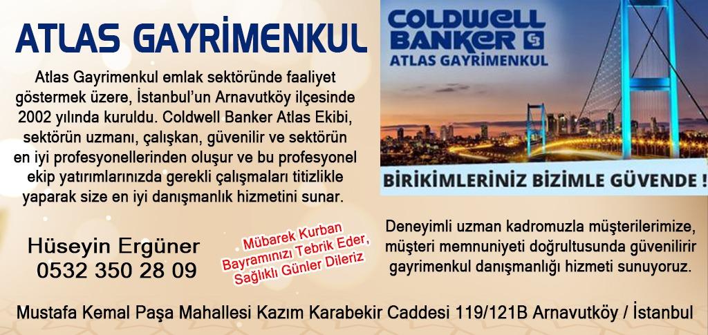 COLDWELL BANKER ATLAS GAYRİMENKUL 'UN KURBAN BAYRAMI MESAJI